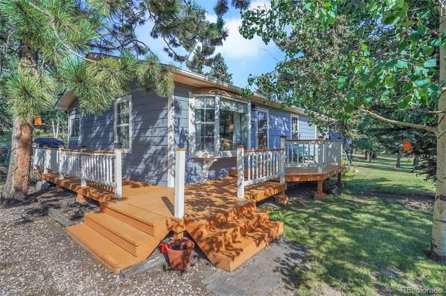475 Little John Lane, Divide, CO 80814 (#2934505) :: Portenga Properties