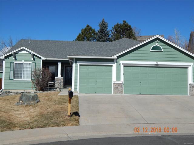 18205 E Warren Avenue, Aurora, CO 80013 (#2934649) :: The Pete Cook Home Group