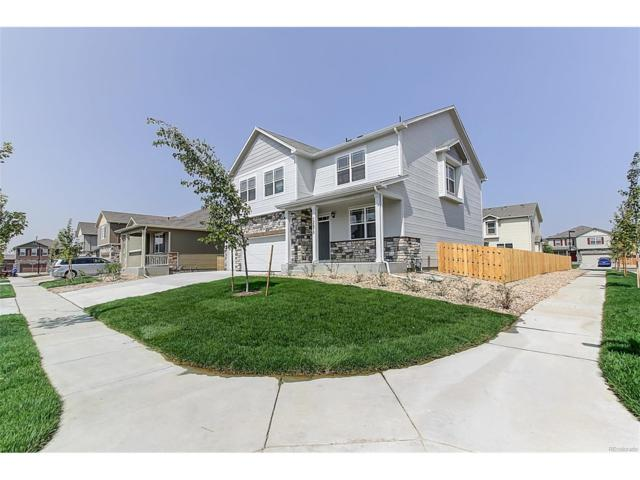 12682 E 104th Drive, Commerce City, CO 80022 (#2934696) :: The Healey Group