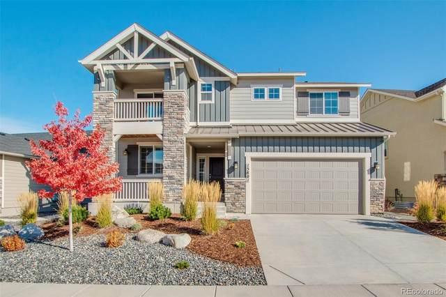 15801 Lake Mist Drive, Monument, CO 80132 (#2934900) :: Venterra Real Estate LLC
