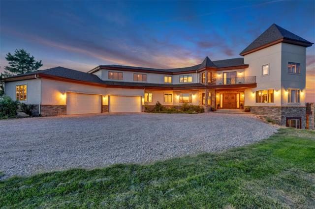 1020 Castle Pointe Drive, Castle Rock, CO 80104 (#2935074) :: Colorado Home Finder Realty