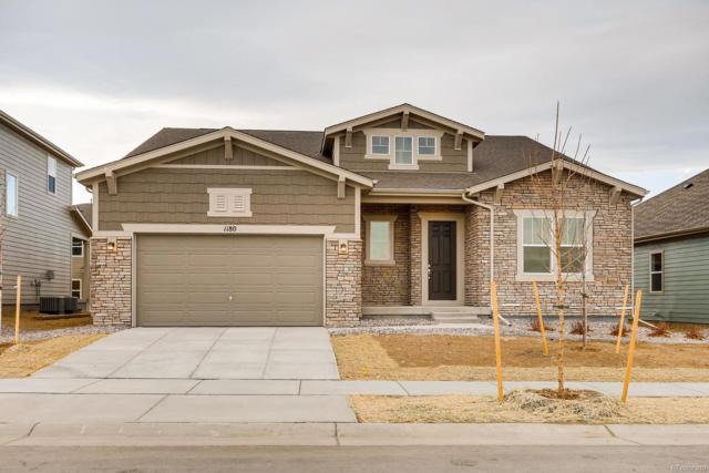 1180 Sandstone Circle, Erie, CO 80516 (MLS #2935425) :: Bliss Realty Group