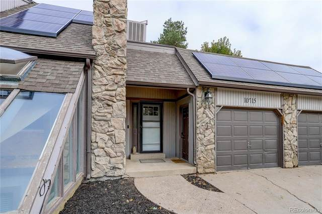 10715 Black Forest Drive, Parker, CO 80138 (#2935866) :: Venterra Real Estate LLC
