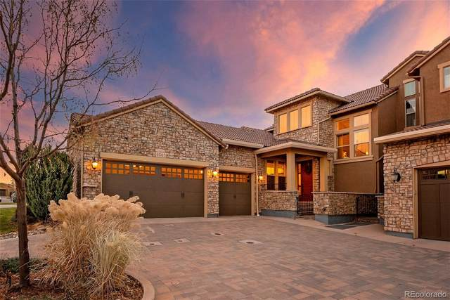 9567 Firenze Way, Highlands Ranch, CO 80126 (#2936221) :: The DeGrood Team