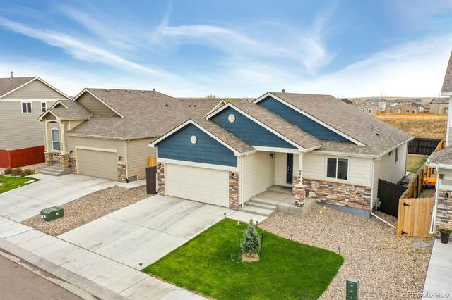 9845 Rubicon Drive, Colorado Springs, CO 80925 (#2936683) :: The DeGrood Team