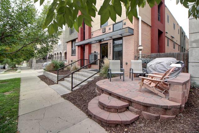 2837 Vallejo Street #101, Denver, CO 80211 (#2936831) :: The Heyl Group at Keller Williams