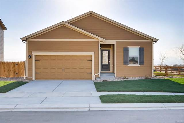 7249 Shavano Avenue, Frederick, CO 80504 (#2936943) :: The Dixon Group