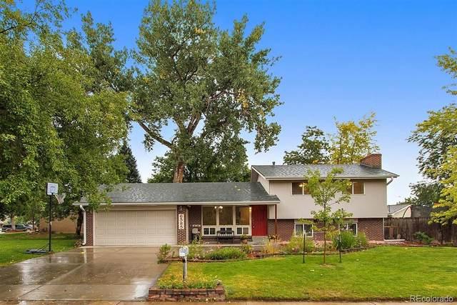 6585 W Leawood Drive, Littleton, CO 80123 (MLS #2937241) :: 8z Real Estate