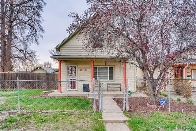 634 King Street, Denver, CO 80204 (#2937673) :: The Healey Group