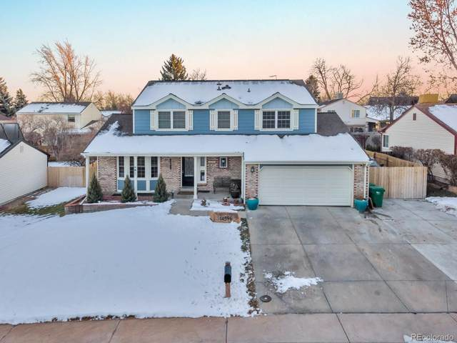 14596 E Pacific Place, Aurora, CO 80014 (#2937714) :: The Harling Team @ Homesmart Realty Group