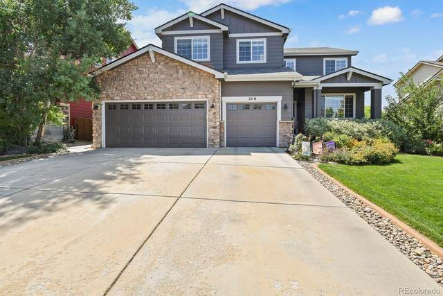 2116 Pinon Drive, Erie, CO 80516 (#2937740) :: Own-Sweethome Team
