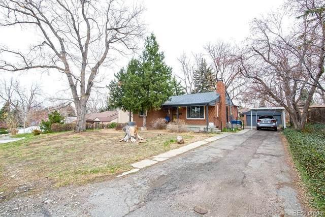 4010 Dover Street, Wheat Ridge, CO 80033 (#2937832) :: The Dixon Group