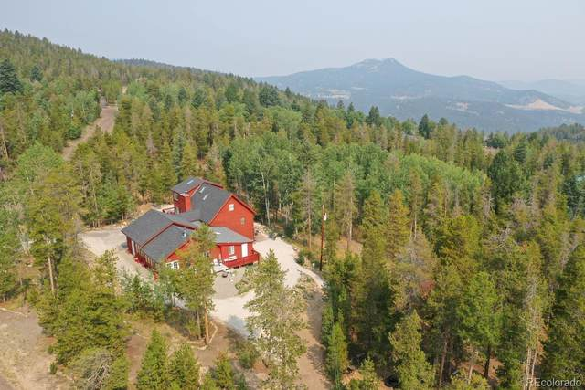 10635 Crystal Drive, Morrison, CO 80465 (MLS #2938045) :: Clare Day with Keller Williams Advantage Realty LLC