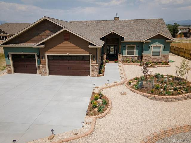 1110 E Ouray, Poncha Springs, CO 81242 (#2938119) :: The Gilbert Group