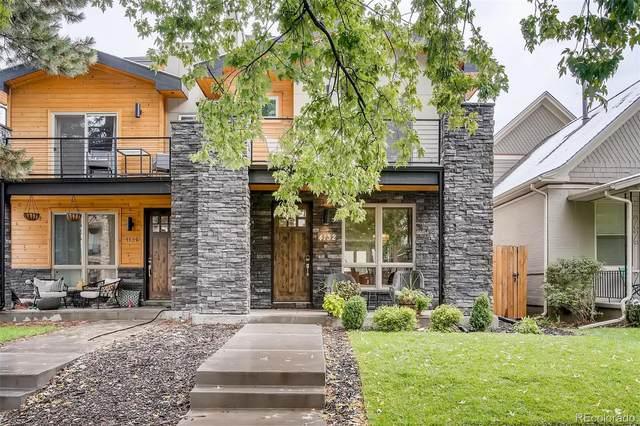 4132 Stuart Street, Denver, CO 80212 (#2938615) :: Mile High Luxury Real Estate