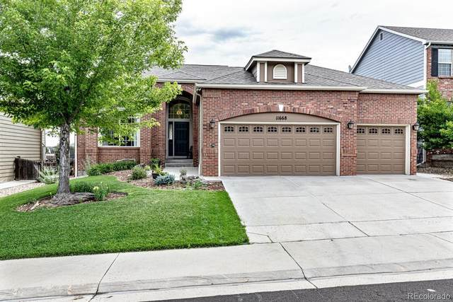 11668 Pine Hill Street, Parker, CO 80138 (#2938673) :: The HomeSmiths Team - Keller Williams
