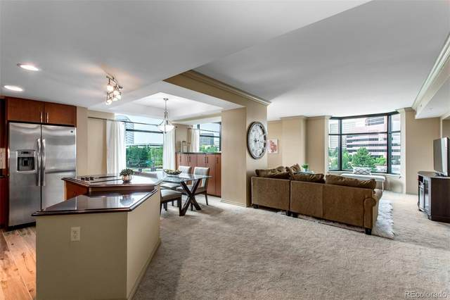 8100 E Union Avenue #310, Denver, CO 80237 (#2938681) :: Symbio Denver