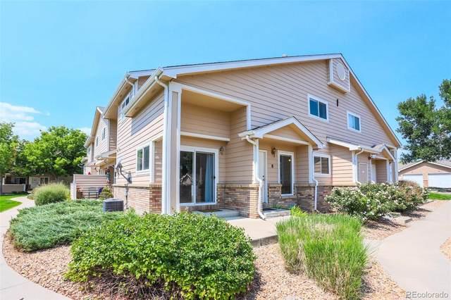 1601 Great Western Drive #8, Longmont, CO 80501 (MLS #2938803) :: 8z Real Estate