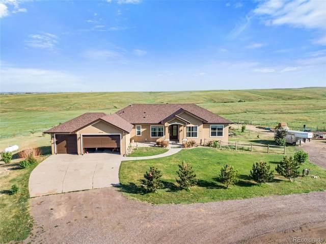 43578 E Harvard Place, Bennett, CO 80102 (MLS #2939039) :: Find Colorado Real Estate
