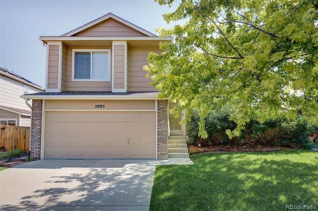 5085 Parsons Way, Castle Rock, CO 80104 (#2939505) :: The HomeSmiths Team - Keller Williams