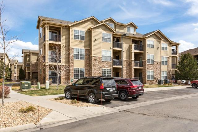9180 Rolling Way #302, Parker, CO 80134 (#2939664) :: 5281 Exclusive Homes Realty