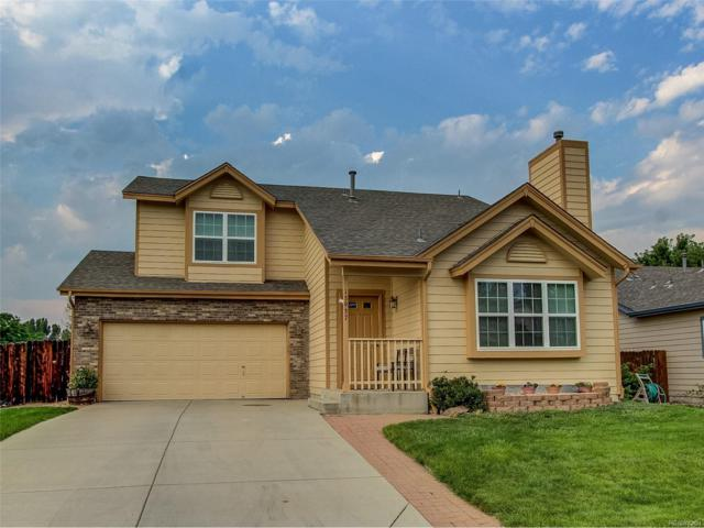 13937 W 65th Drive, Arvada, CO 80004 (MLS #2939734) :: 8z Real Estate