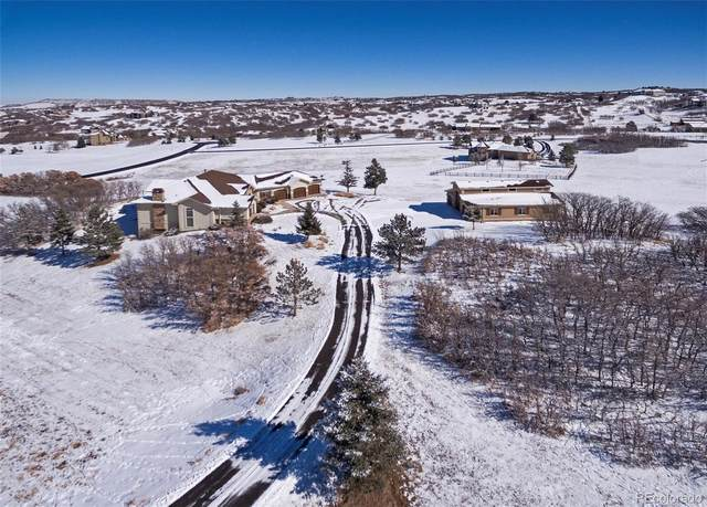 2768 Hawken Drive, Castle Rock, CO 80109 (#2940099) :: Chateaux Realty Group