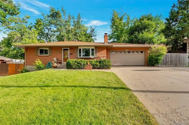 12040 W Mexico Avenue, Lakewood, CO 80228 (#2940257) :: Peak Properties Group