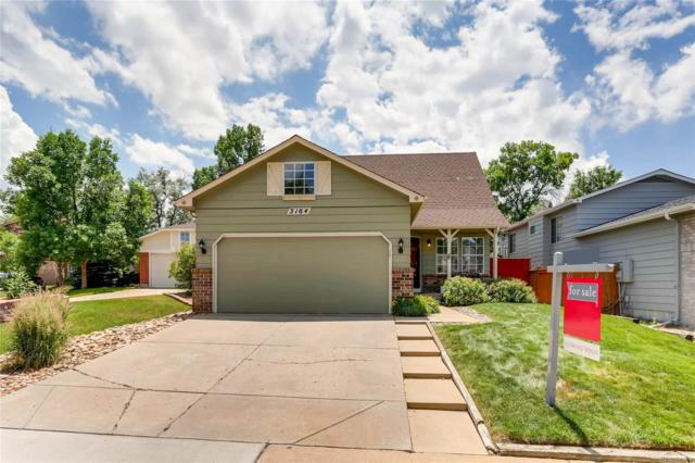 3164 W Sugarbowl Court, Castle Rock, CO 80109 (#2940697) :: The DeGrood Team