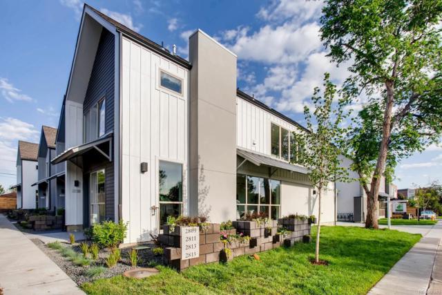 2809 Jackson Street, Denver, CO 80205 (#2940752) :: The Peak Properties Group