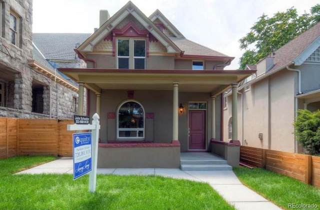 2417 N Ogden Street, Denver, CO 80205 (MLS #2941595) :: Neuhaus Real Estate, Inc.