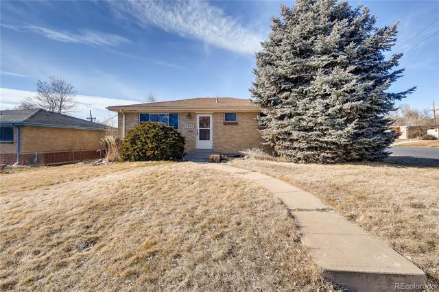 7941 Julian Street, Westminster, CO 80030 (MLS #2941853) :: Colorado Real Estate : The Space Agency