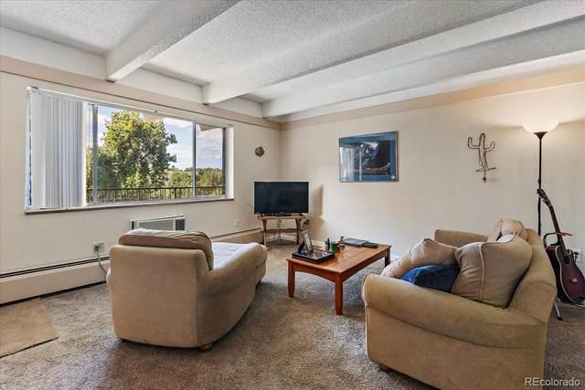 800 W Belleview Avenue #404, Englewood, CO 80110 (MLS #2942489) :: Stephanie Kolesar