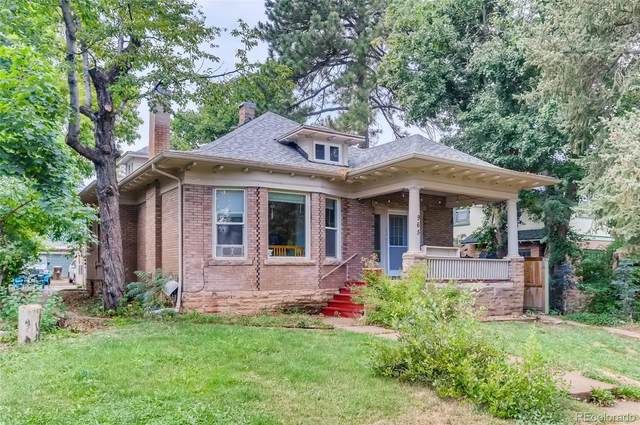 965 11th Street, Boulder, CO 80302 (#2942512) :: The HomeSmiths Team - Keller Williams