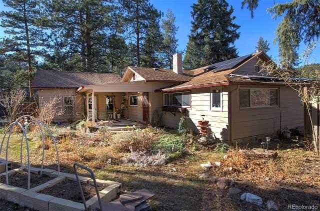 26381 Sheldon Street, Kittredge, CO 80457 (#2942622) :: The Colorado Foothills Team | Berkshire Hathaway Elevated Living Real Estate