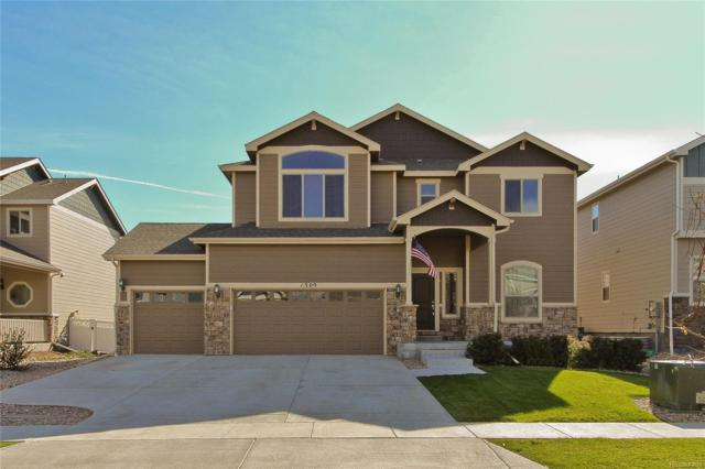1309 Mount Meeker Avenue, Berthoud, CO 80513 (#2942980) :: The Griffith Home Team