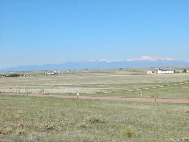 13825 N Ellicott Highway, Calhan, CO 80808 (MLS #2944639) :: The Sam Biller Home Team