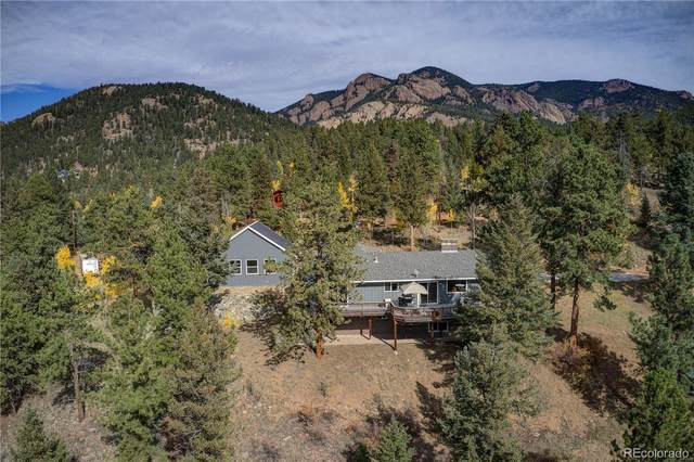 34356 Highview Drive, Pine, CO 80470 (#2945701) :: The DeGrood Team