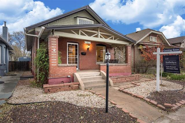1366 S Lincoln Street, Denver, CO 80210 (#2945735) :: HomePopper
