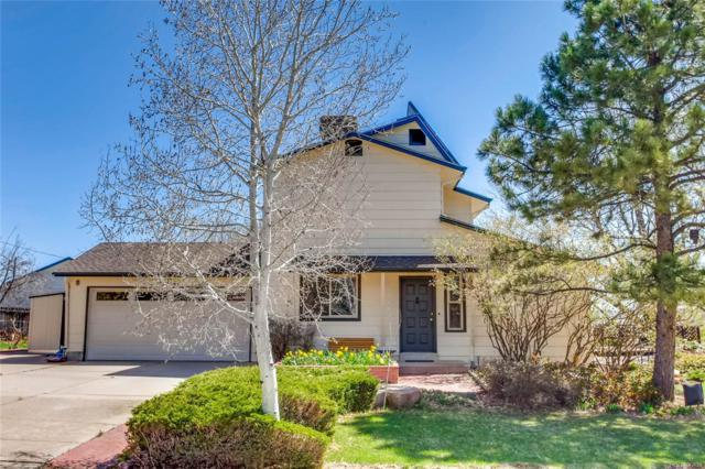 8414 S Otis Street, Littleton, CO 80128 (#2946088) :: The Galo Garrido Group