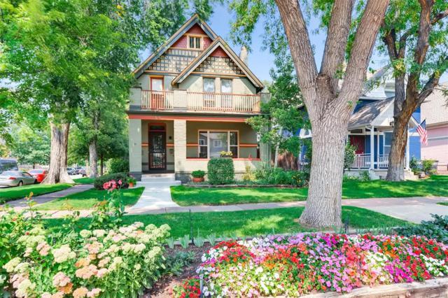 59 W Irvington Place, Denver, CO 80223 (#2946131) :: The Galo Garrido Group