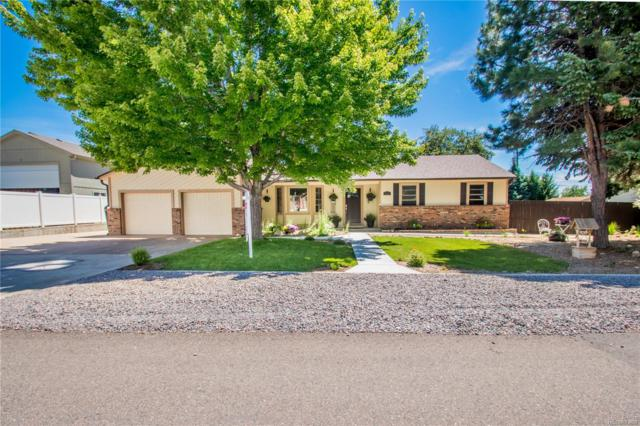 8606 S Yarrow Street, Littleton, CO 80128 (MLS #2946364) :: 8z Real Estate