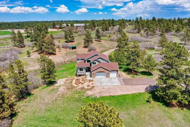 101 County Road 146, Elizabeth, CO 80107 (#2946402) :: The DeGrood Team