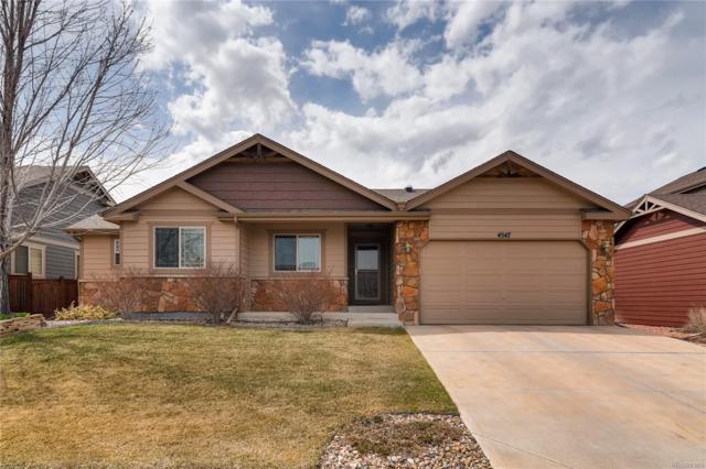 4547 Stump Avenue, Loveland, CO 80538 (#2946520) :: Wisdom Real Estate
