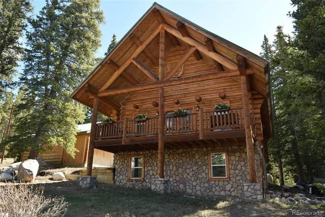 28 Pine Cone Way, Fairplay, CO 80440 (#2946767) :: West + Main Homes