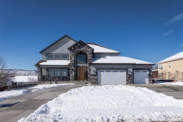 8485 S Wadsworth Boulevard, Littleton, CO 80128 (MLS #2947021) :: 8z Real Estate