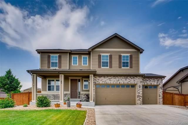 43 N Jamestown Way, Aurora, CO 80018 (#2947892) :: Kimberly Austin Properties
