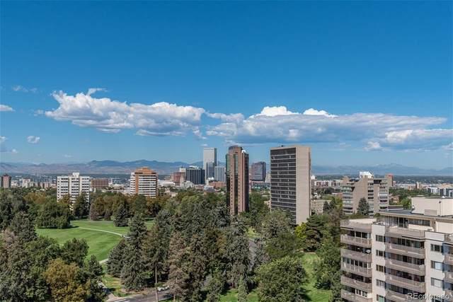 2000 E 12th Avenue 12A, Denver, CO 80206 (#2948043) :: Bring Home Denver with Keller Williams Downtown Realty LLC