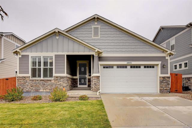 10071 Concordia Street, Parker, CO 80134 (#2948094) :: Briggs American Properties