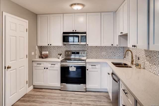 9655 E Center Avenue 12B, Denver, CO 80247 (#2948207) :: The Peak Properties Group